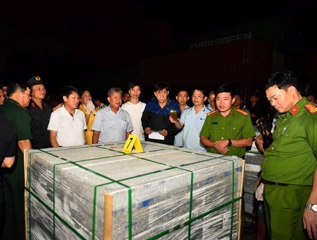 Bắt thêm 10 đối tượng, thu hơn 100 kg ma tuý trong đường dây ma túy của cựu cảnh sát Hàn Quốc