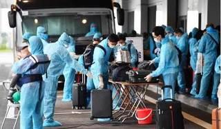 Đưa 278 công dân Việt Nam từ châu Âu về nước