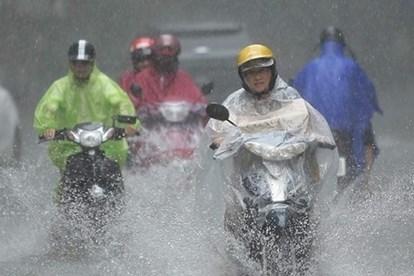Tin tức thời tiết ngày 3/8/2020: Cả nước xuất hiện mưa to và dông