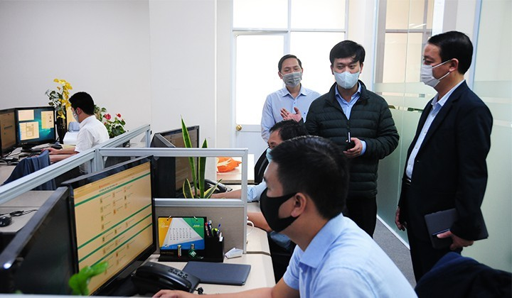 Người dân phải khai báo y tế qua mạng trước khi vào Thừa Thiên - Huế