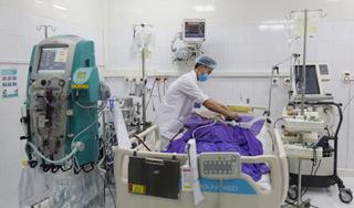 13 bệnh nhân Covid-19 đang trong tình trạng nặng và nguy kịch