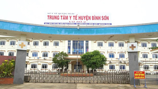 Sớm kích hoạt bệnh viện dã chiến tại Quảng Ngãi