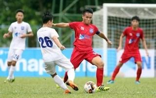 U17 HAGL nhận kết quả sốc trước đối thủ dưới cơ ở giải quốc gia