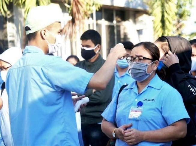 Tiến hành cách ly F1, F2 của 4 công nhân mắc Covid-19 tại các khu công nghiệp ở Đà Nẵng