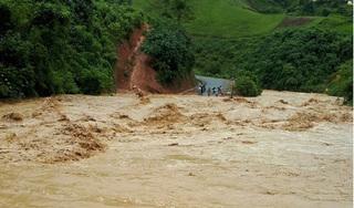 Bắc Bộ mưa to đến rất to, nguy cơ xảy ra lũ quét ở các tỉnh vùng cao