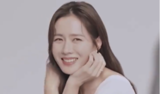Nhan sắc của Son Ye Jin trong hậu trường quảng cáo tiếp tục 'gây sốt'