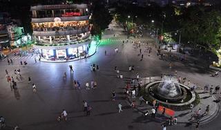 Hà Nội tạm dừng hoạt động đông người tại phố đi bộ Hồ Gươm