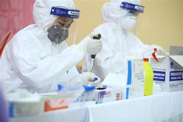 Hơn 850 mẫu bệnh phẩm của người tại Thanh Hóa về từ vùng dịch đều âm tính Covid-19
