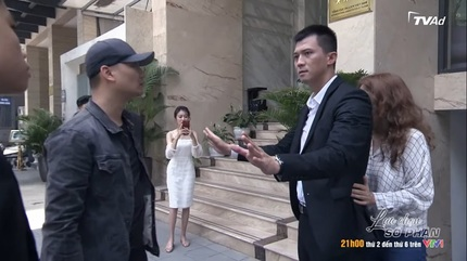 'Lựa chọn số phận' tập 33: Cường bị kỷ luật, mẹ Cường và Trang muốn anh chuyển nghề