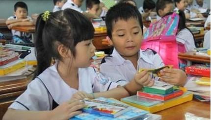 Hà Nội bắt đầu tuyển sinh trực tuyến vào trường mầm non