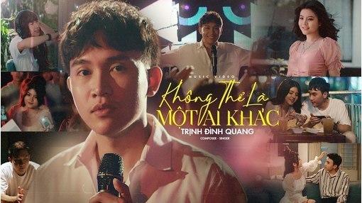 Lời bài hát (Lyrics) 'Không Thể Là Một Ai Khác' - Trịnh Đình Quang