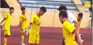 Nam Định bị cầm hòa, SLNA giành chiến thắng ấn tượng ở U15 quốc gia