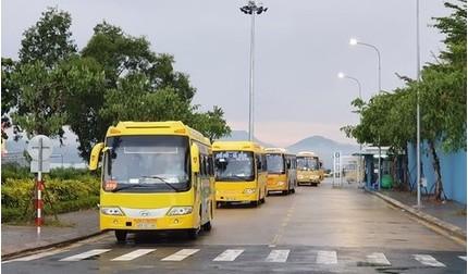 Khẩn cấp tìm người đi xe bus cùng bệnh nhân 622 ở Quảng Nam