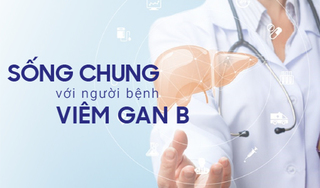 Cách sống chung với người bệnh viêm gan B