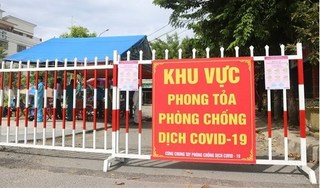 Quảng Nam phong tỏa tổ dân cư nơi bệnh nhân 622 sinh sống
