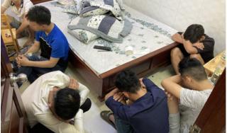 Phát hiện hàng chục thanh niên 'phê' ma túy trong nhà nghỉ ở TP HCM