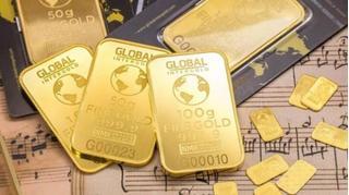 Giá vàng hôm nay 5/8/2020: Tiếp tục tăng phi mã, cán mốc 2.020 USD/ounce.