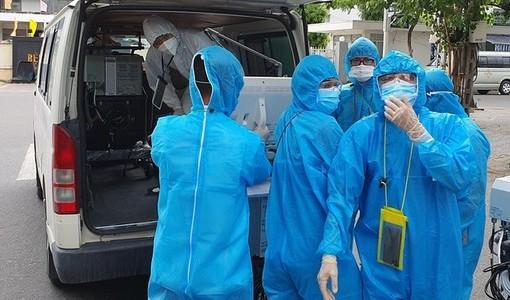 Hải Phòng hỗ trợ nhân lực và 5 tỷ đồng giúp Đà Nẵng chống dịch Covid-19