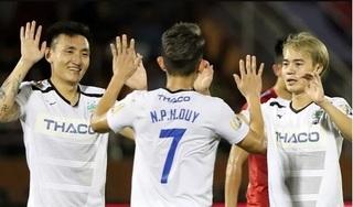 Sao DNH Nam Định và HAGL lọt Top 6 cầu thủ khỏe nhất V.League