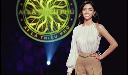 Hoa hậu Lương Thùy Linh gây sốt với màn đối đáp thông minh trong 'Ai là triệu phú'