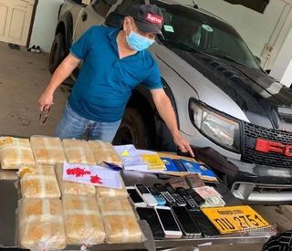 Quảng Trị: Đường dây 'khủng' vận chuyển 500 nghìn viên ma túy tổng hợp