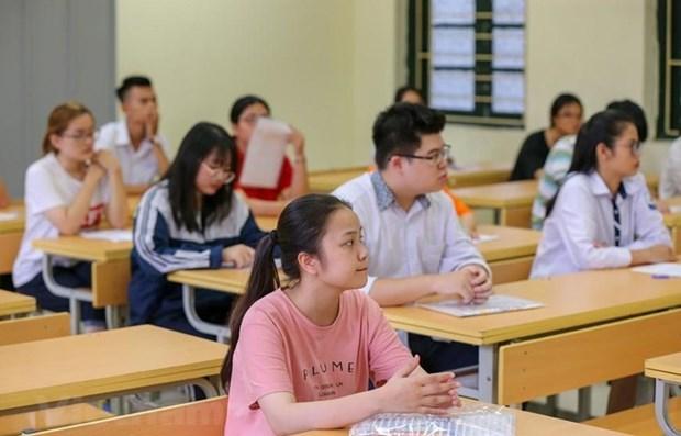 Những địa phương sẽ thi tốt nghiệp THPT 2020 đợt 2