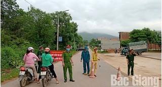 Bắc Giang thông tin về 2 ca mắc Covid-19 đầu tiên trên địa bàn