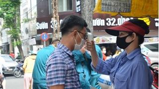 TP.HCM xử phạt nhân viên quán trà sữa không đeo khẩu trang