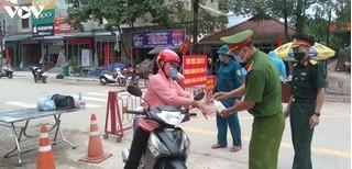 Thêm 2 tỉnh Lạng Sơn và Bắc Giang có ca mắc Covid-19