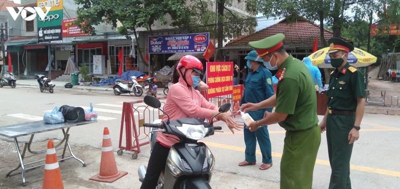 Lạng Sơn, Bắc Giang chính thức ghi nhận trường hợp mắc Covid-19