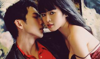 Tuấn Trần – Khánh Vân 'tình bể bình' trong bộ ảnh mới
