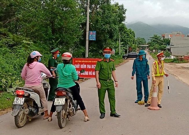 Ca mắc Covid-19 ở Bắc Giang từng đến Quảng Ninh, tiếp xúc với nhiều người