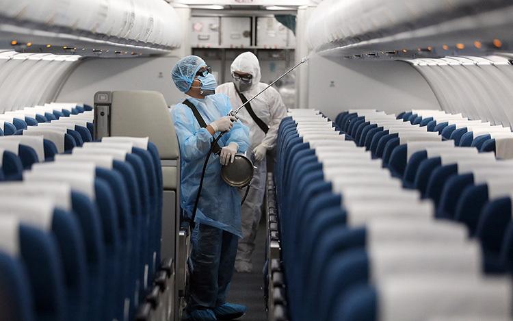 Tìm hành khách trên chuyến bay VN 7198 từ Đà Nẵng đến Hà Nộ
