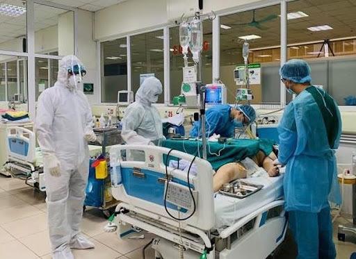 Bệnh nhân Covid-19 số 651 tử vong với nền bệnh suy thượng thận mạn tính