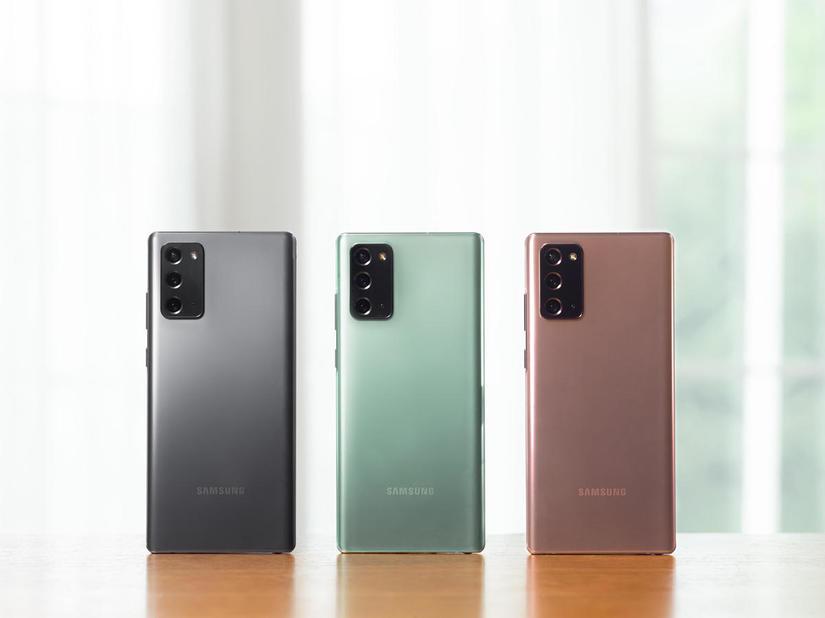 Galaxy Note20 chính thức trình làng