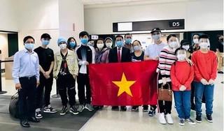 Đưa gần 350 công dân Việt Nam từ Houston (Mỹ) về nước