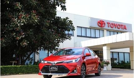 Toyota Corolla Altis 2020 giá bán chỉ từ 741 triệu đồng có gì đặc biệt