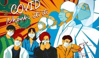 Lời bài hát (Lyrics) 'Covid Nhanh Đi Đi' - K-ICM, APJ, Huyền Tâm Môn, Quang Đông, RYO