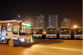 Cách ly ban giám đốc Xí nghiệp buýt 10-10 nơi có nhân viên mắc Covid-19