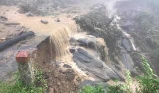 Sạt lở đất tại Lào Cai khiến hai vợ chồng tử vong thương tâm