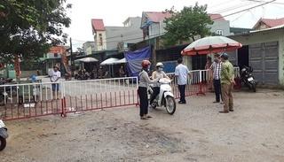 Sầm Sơn phong tỏa một khu phố có ca nghi nhiễm Covid-19