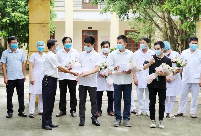 Ninh Bình công bố thêm 3 bệnh nhân Covid-19 khỏi bệnh