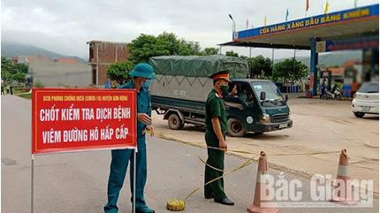 143 người F1, F2 của 2 bệnh nhân Covid-19 ở Bắc Giang âm tính