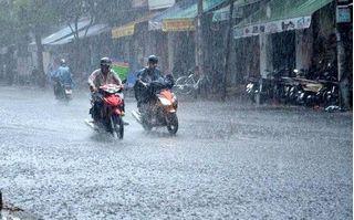 Tin tức thời tiết ngày 7/8/2020: Thời tiết cả nước duy trì có mây và mưa