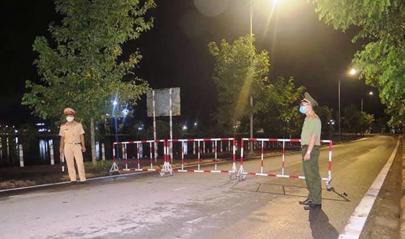 Hà Nam cách ly tại nhà 956 người có liên quan đến yếu tố dịch tễ Đà Nẵng