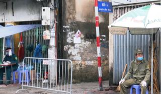 Một người ở cùng tòa nhà bệnh nhân Covid-19 tại Hà Nội trốn khỏi nơi cách ly