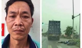 Danh tính tài xế container vượt ẩu cán nữ sinh tử vong rồi bỏ chạy