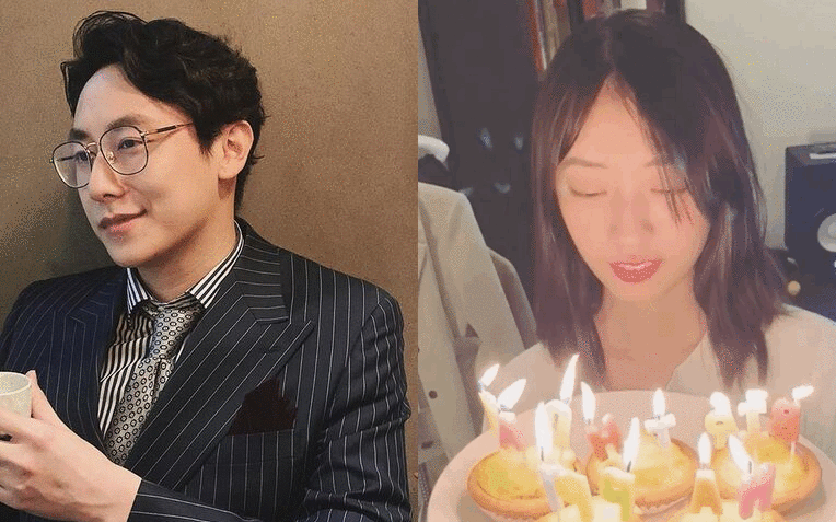 Rocker Nguyễn viết tâm thư cực ngọt chúc mừng sinh nhật bạn gái