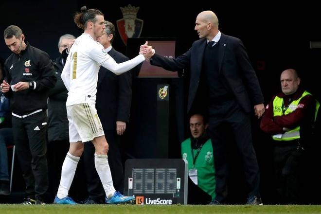 HLV Zidane đã tiết lộ một sự thật rất bất ngờ về Gareth Bale