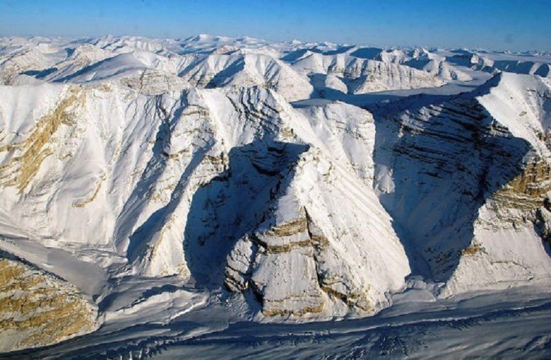 Thềm băng Bắc Cực nguyên vẹn cuối cùng thuộc Canada đã tan chảy